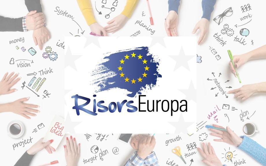 RisorsEuropa: formazione e sostegno per la partecipazione alle call europee