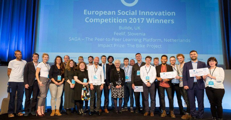 Sta per partire l'European Social Innovation Competition, la grande gara dell'innovazione sociale