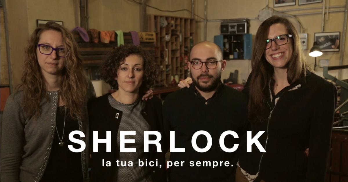 Storie di progettazione europea: Sherlock