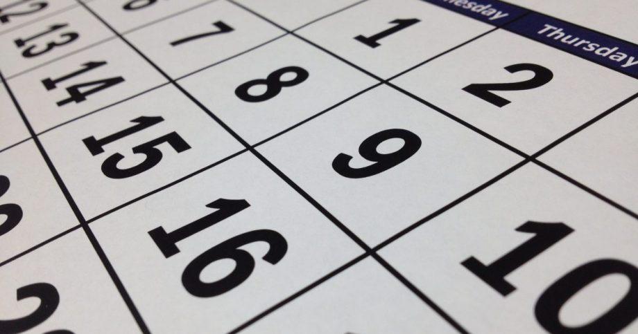 Il calendario dei bandi per progetti europei in scadenza – autunno 2018