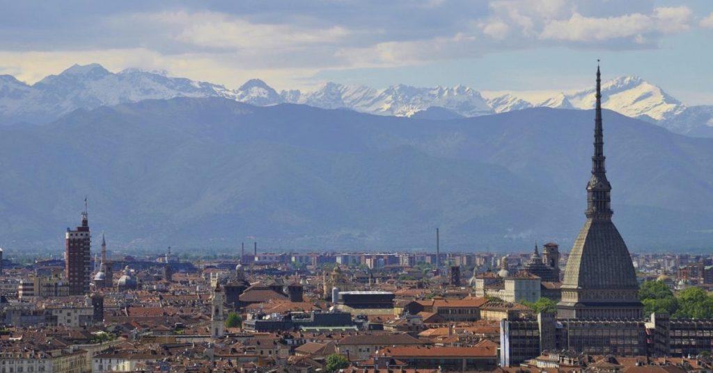 Torino città verde