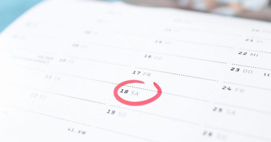 """L'agenda delle """"settimane europee"""": gli eventi dell'autunno"""