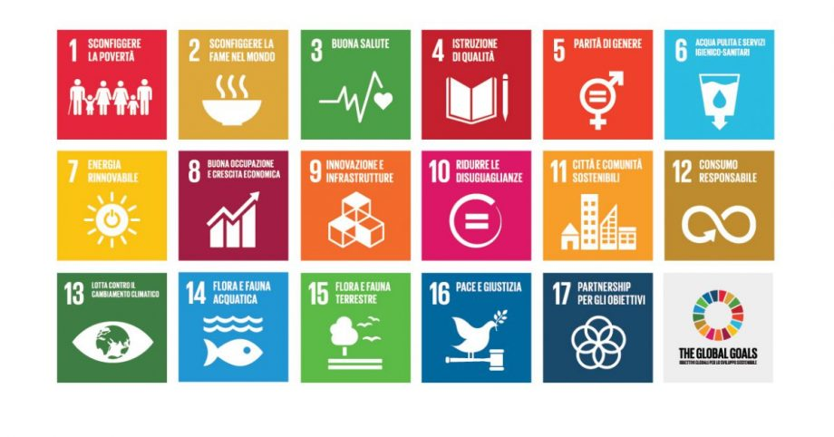Cosa sono gli SDGs – Sustainable Development Goals?